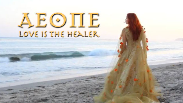 "Aeone's ""Love is the Healer"" Teaser Video"