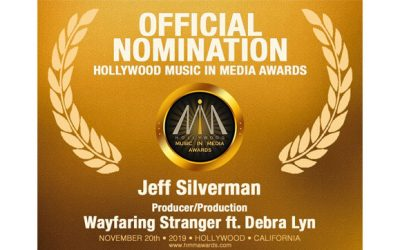 Debra Lyn and Jeff Silverman Nominated for HMMA's 2019 Producer/Production Award – Wayfaring Stranger