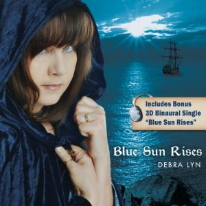 Blue Sun Rises Cover-3D Binaural-Debra Lyn